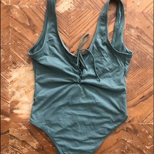 Target one-piece swimsuit